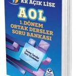 KR AOL 1. Dönem Ortak Dersler Çözümlü Soru Bankası