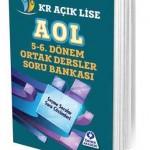 AÖL 5-6. Dönem Çözümlü Soru Bankası