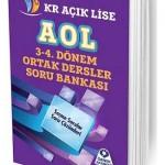 AÖL 3-4. Dönem Çözümlü Soru Bankası