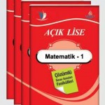 Açık Lise Matematik 1 Test 1