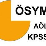 2016 KPSS Başvuru ve Sınav Tarihleri