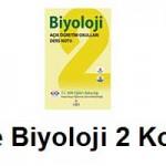 Açık Öğretim Lisesi Biyoloji 2 Ders Notları Konu Başlıkları Konu Özetleri