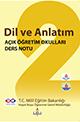 Açık Lise Dil ve Anlatım 2 Online Testi 1