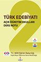 Açık Lise Türk Edebiyatı 2 Online Test 1