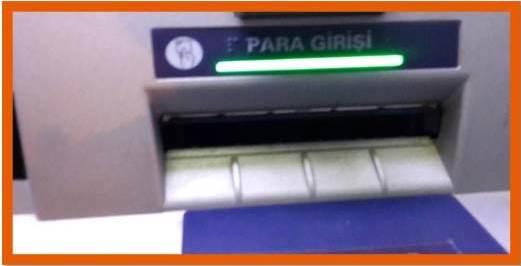 Açık Lise Bankamatikten Kayıt Ücreti Yatırma