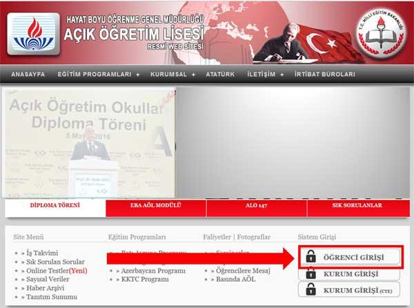 acik-lise-sinav-giris-yeri-ogrenme-www.aol.meb.gov.tr-ogrenci-girisi
