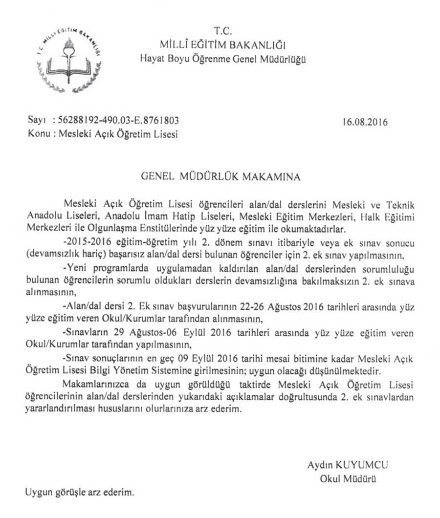 maol-alan-dersleri-ek-sinav-tarihi-2016