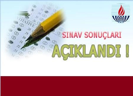 Açık Lise 7-8 Ocak Sınav sonuçları açıklandı