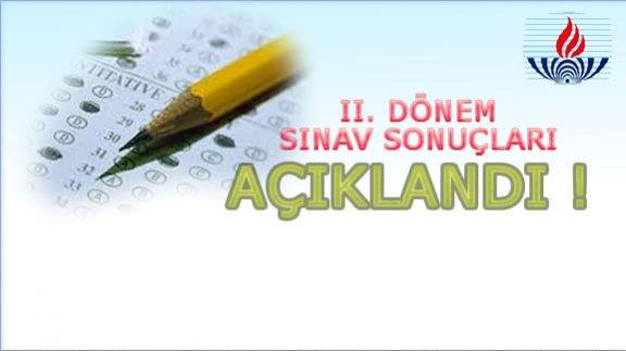 18-19 Mart Açık Lise sınav sonuçları açıklandı.