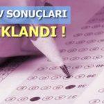 Açık Öğretim Lisesi 9-10 Aralık 2017 1. dönem sınav sonuçları açıklandı