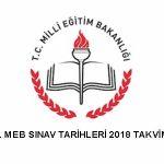Açık Lise 2. dönem sınav tarihi 17-18 Mart 2018
