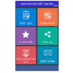 AçıkTercih.Com AÖL Test Çöz Mobil Uygulama Yakında Yayında
