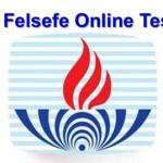 Açık Lise Seçmeli Felsefe 2 Test 2