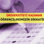 9-10 Aralık sınav sonuçlarını bekleyen Açık Öğretim İmam Hatip Lisesi öğrencileri